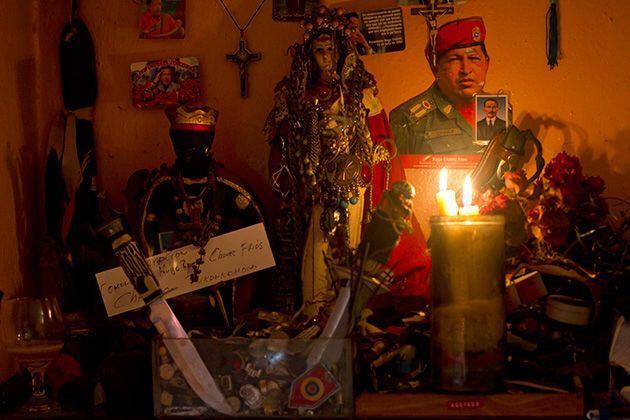 АВАНС – Кончината на Уго Чавес, процесите във Венецуела и Куба, и вързката с афро-кубинската вуду религия, тъмните ритуали, и договорите с астралните същности