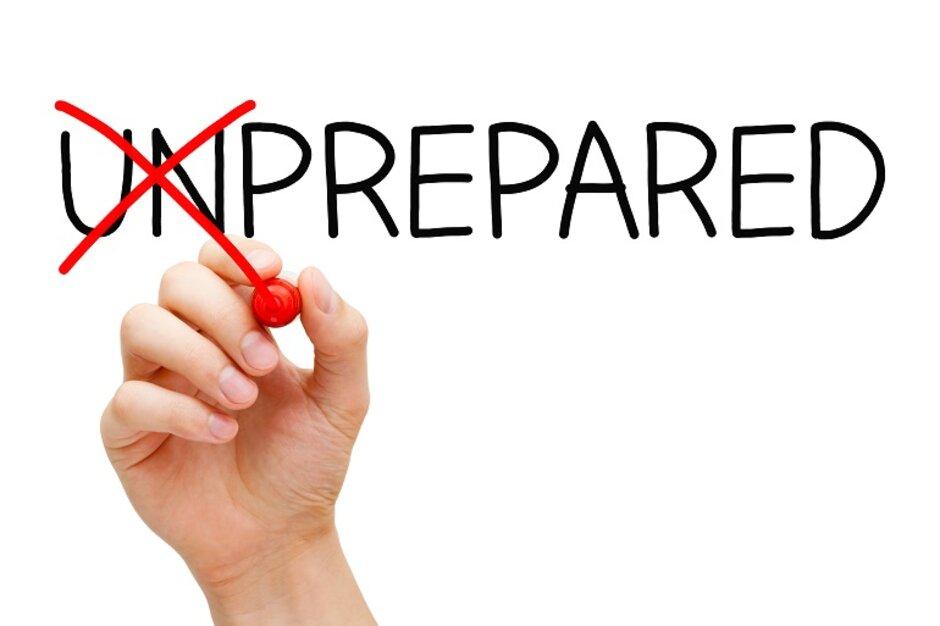Времената, които идват – Основен план, за действие при извънредни ситуации. Подготовка за неизвестното.